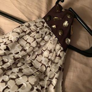 BCBG Dresses - BCBG full length gown